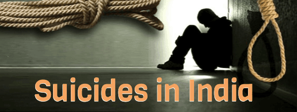 increasing crime suicides among youth in india pdf