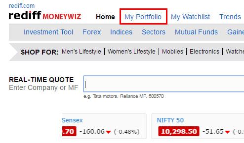 Portfolio Manager - Stocks Portfolio, MutualFund Investor, Asset